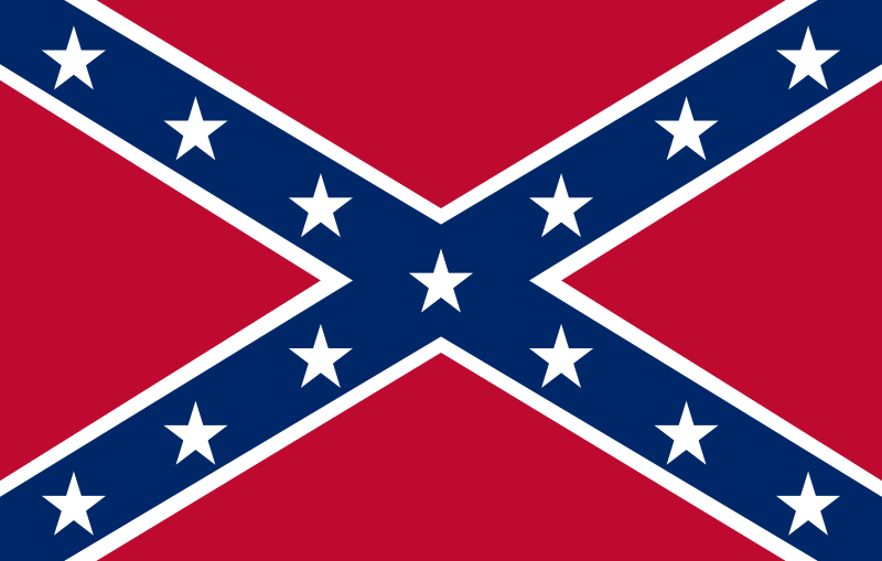 Файл:Confederate Rebel Flag.png