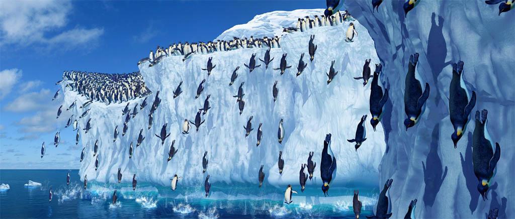 В связи с крайне непростыми климатическими условиями в антарктиде, для туризма отведено лишь несколько месяцев в году