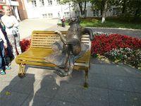 Монумент Ёшкиного кота