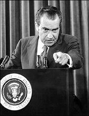 Никсон, Ричард Злой — Абсурдопедия
