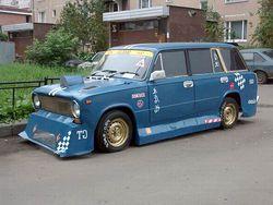 Машина ВАЗ