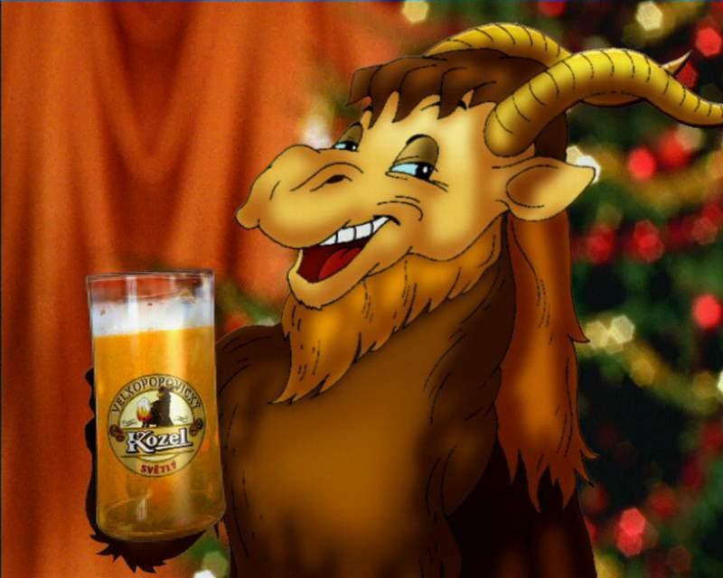 смешные картинки пиво козел процесс украшения