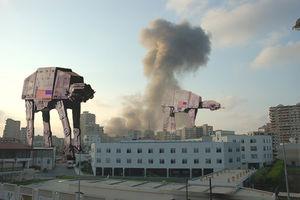 Огромные боевые роботы — Абсурдопедия || Огромный робот